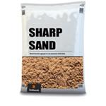 Buildworld Sharp Sand 25Kg Bag