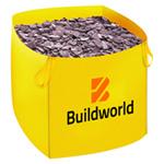Buildworld 20mm Plumb Slate Jumbo Bag