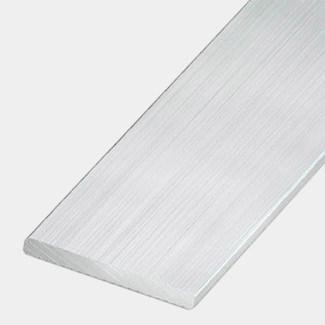 Galvanised Steel by Rothley Flat Bar 1m x 23.5mm x 1.2mm