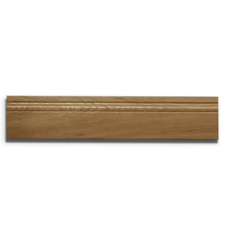 XL Joinery Ogee Pre-Finished Internal Oak Skirting Set