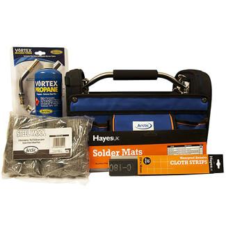 Arctic Hayes Vortex Hotbag With Propane Gas