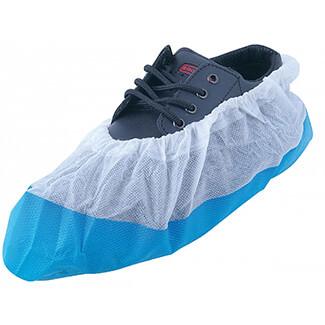 Rodo Blackrock Disposable Plastic Overshoe Pack Of 5