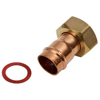 Oracstar Tap Connector Straight Solder Ring 22mm