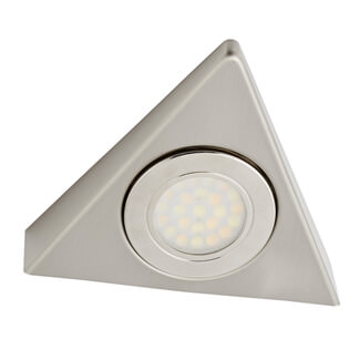 Culina Faro 1.5W LED CCT Triangle Under Cabinet Light