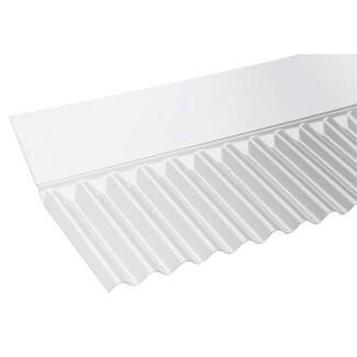 Buildworld PVC Corrugated Wall Flashing