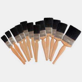 Rodo Prodec Painters Dozen Brush Set 12 Piece