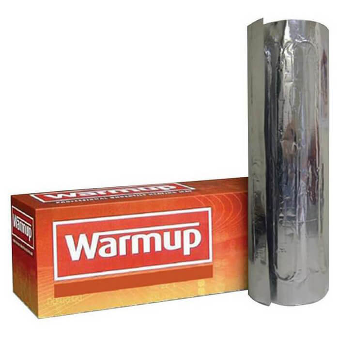 WarmUp Foil Heater 140W Electric Underfloor Heating System 2 m2