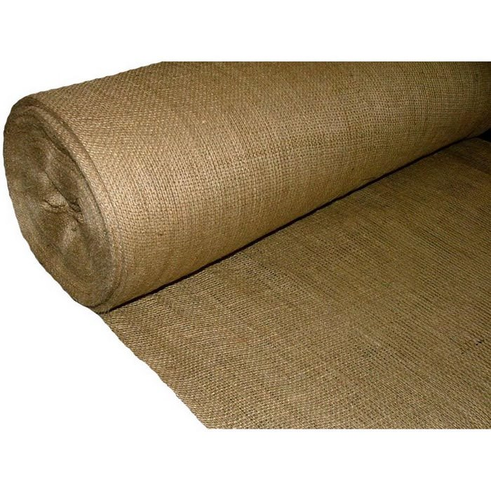Jute 1370mm x 46m Frost Protection Hessian