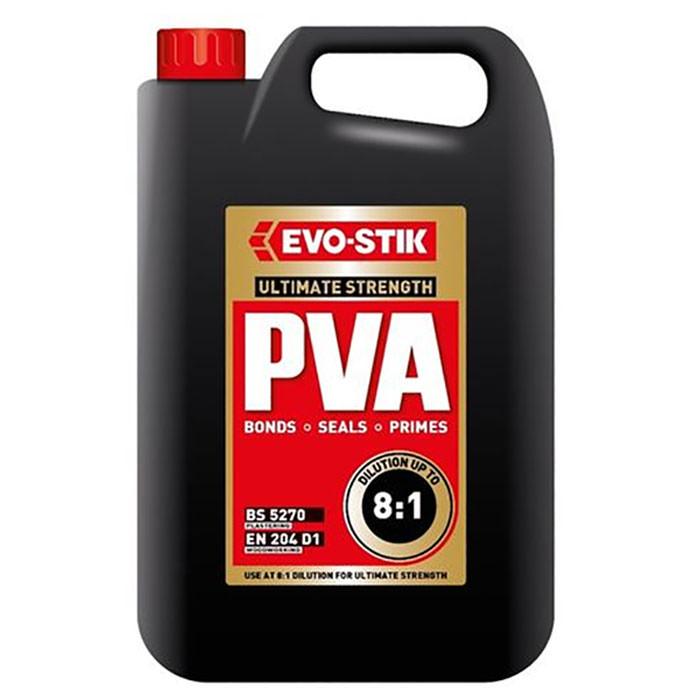 Evo-Stik Ultimate Strength PVA 5L
