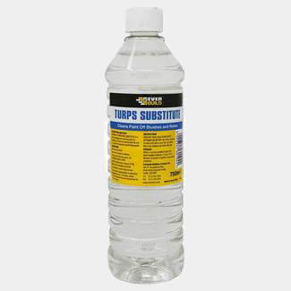 Everbuild Turps Substitute - Various Litres Available