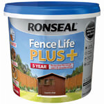 Ronseal Fence Life Plus 5L - Finishes Available
