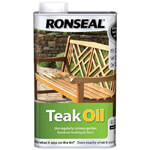Ronseal Teak Oil 500ml