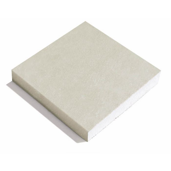 Siniat 900mm Wide x 1220mm Long Square Edged Base Board - Various Quantity Available