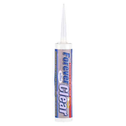 Everbuild Forever Silicone Sealant - Available Finishes