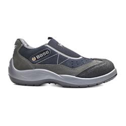 Portwest Base B0440 Grey-Blue Mechanic Shoe