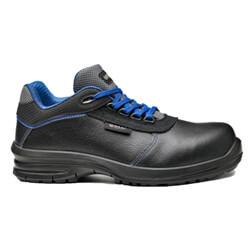 Portwest Base B0950 Izar Black-Blue Low Shoes