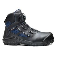 Portwest Base B0821 Black-Blue Be-Fast Top Shoes