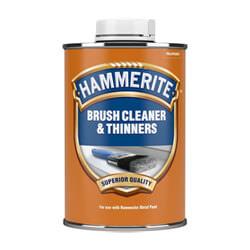 Hammerite Brush Cleaner And Thinners