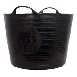 Gorilla Tubtrugs Flexible Black Tub
