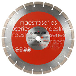 OX Tools Spectrum Maestro 10mm General Purpose Diamond Blade