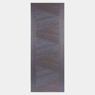 LPD Zeus Pre-Finished Ash Grey Internal Fire Door