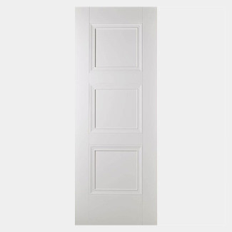 LPD Amsterdam White Primed Plus 3P Internal Door