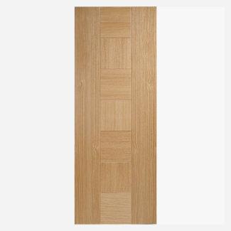 LPD Catalonia Pre-Finished Oak 7P Internal Door