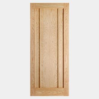 LPD Lincoln Pre-Finished Oak 3P Internal Fire Door