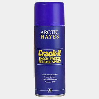 Arctic Hayes Crack-It Shock Freeze Release Spray 400ml - CI/400