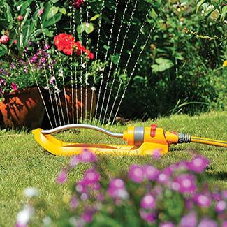 Hozelock Rectangular Sprinkler Plus