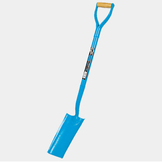 Ox Tools Trade Solid Forged Cable Laying Shovel
