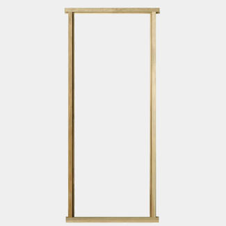 XL Joinery Un-Finished Oak External Door Frame