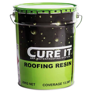 Cure-It GRP Roofing Resin