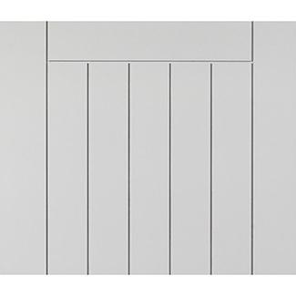 JB Kind Savoy White Primed 1P Internal Door