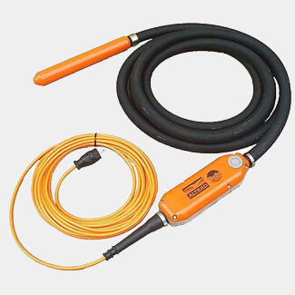 Belle Vibratech Plus High Frequency Poker Complete With 7Mtr Hose and Rubber Cap 110V
