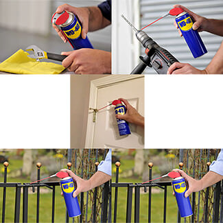 WD-40 420ml Multi-Use Smart Straw Multi-Purpose Penetrant Spray