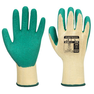 Alternate image of Portwest A100 Grip Glove Latex