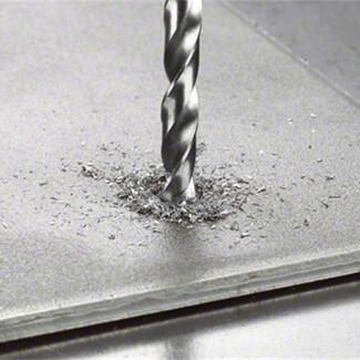 Bosch DIN338 HSS Ground Twist Drill Bit