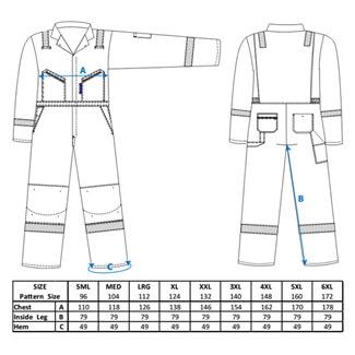 Technical drawing BW-40446 / F813NARS