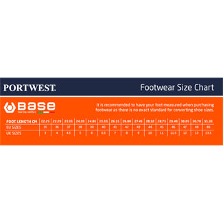 Portwest Base B0505 Osmio White Clog