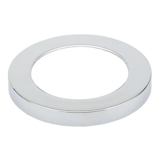 SPA Tauri Magnetic Chrome Ring for 6W Panel