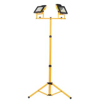 Zinc Yellow 1.5 Metre Tripod For Worklights