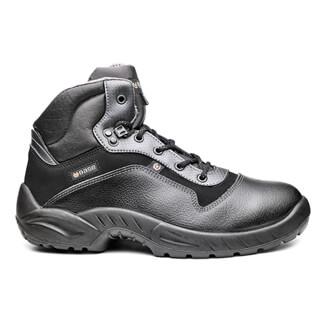 Portwest Base B0167 Pigalle Black-Grey Ankle Shoes