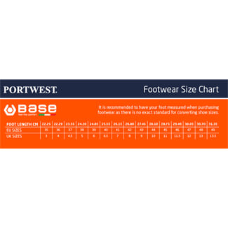 Portwest Base B0672 Grey-Yellow Smash Shoes