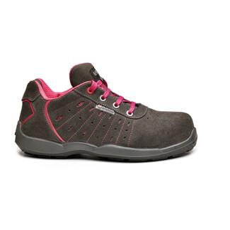 Portwest Base B0670 Grey-Fuchsia Attitude Shoes