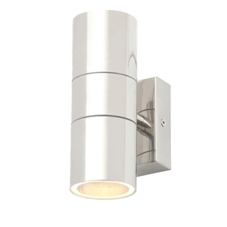 Zinc Leto Up Or Down Wall Light