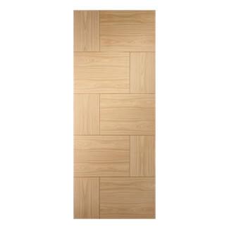 XL Joinery Ravenna Pre-Finished Oak 10P Internal Door