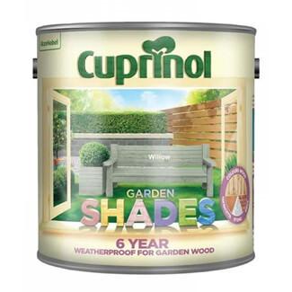 Cuprinol Garden Shades Woodstain 2.5ltr