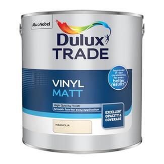 Alternate image of Dulux Trade Vinyl Matt Paint