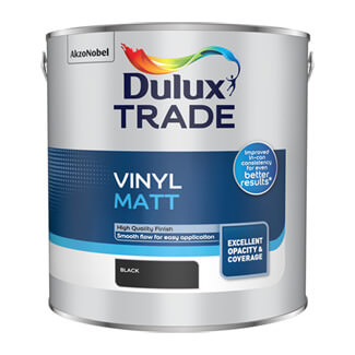 Additional image of Dulux Trade Vinyl Matt Paint